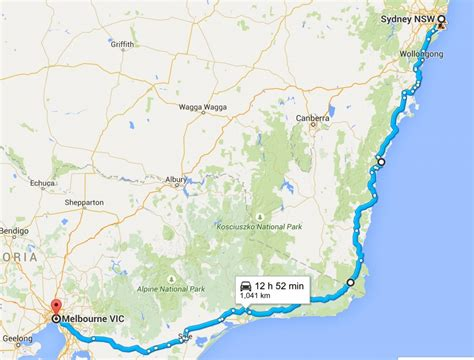 drive from sydney to melbourne roadtrippin sydney to melbourne the 8 funnest places to stop