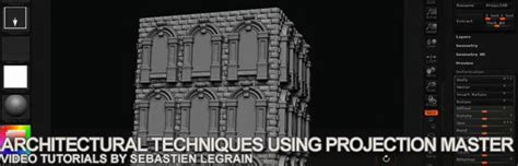zbrush tutorial architecture 82 earth shattering zbrush tutorials
