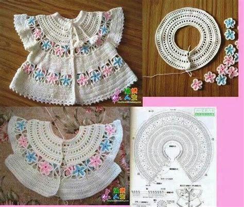 chambritas on pinterest tejidos bebe and tejido chambrita a crochet bb pinterest bebe crochet