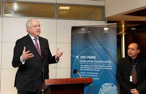 Hec Executive Mba Doha by Bient 244 T Un Nouveau Conseiller Pour Les Affaires