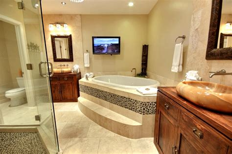 How To Separate Bathroom Vanity From Master Bedroom by Pictures Kbm Hawaii