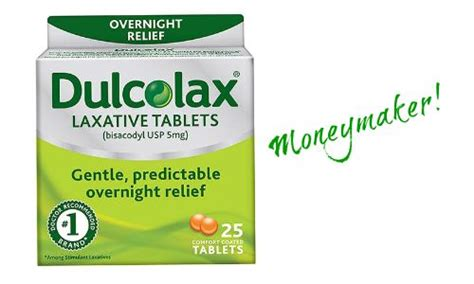 dulcolax coupon 3 moneymaker at rite aid southern savers