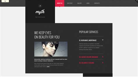 Ajax Website Template 20 Versatile And Must Have Bootstrap Templates