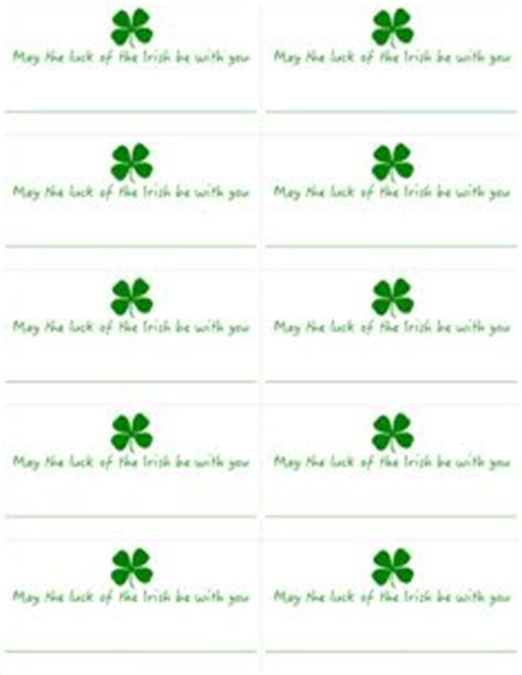 printable gift vouchers ireland 1000 images about st patrick s day on pinterest st