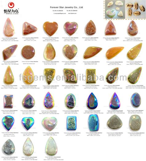 quartz different colors