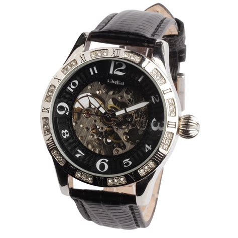 Harga Jam Tangan Favorite Quartz oulm mechanical analog quartz leather band fashion