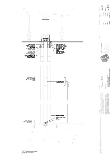 Working Drawing Floor Plan applied constructions linus tan