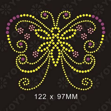 rhinestone template material wholesale rhinestone design patterns rhinestones patterns hotfix