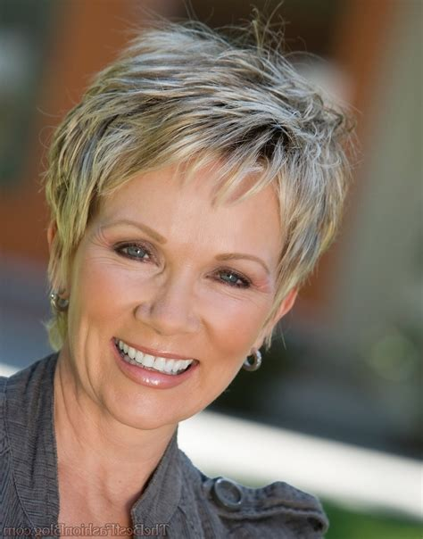 haircuts for older women with long faces short hairstyles women over 50 shag short hairstyle 2013
