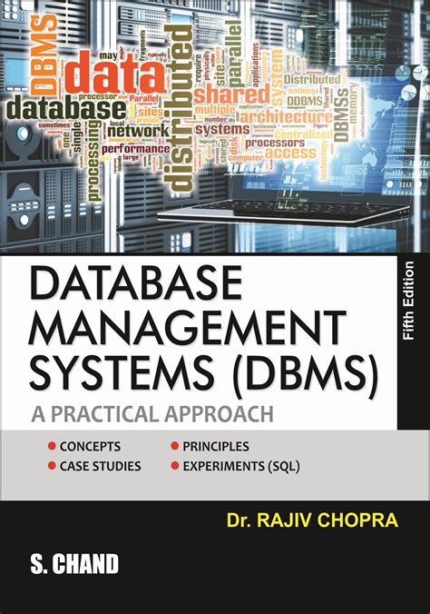 details books database management systems dbms a practical by dr