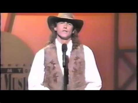 john anderson just a swinging cma awards john anderson billy dean just a swinging youtube