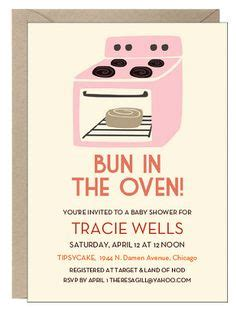 bun in the oven sprinkle baby shower inspiration