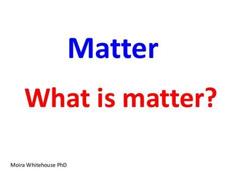 what is matter matter states of grade 5 teach
