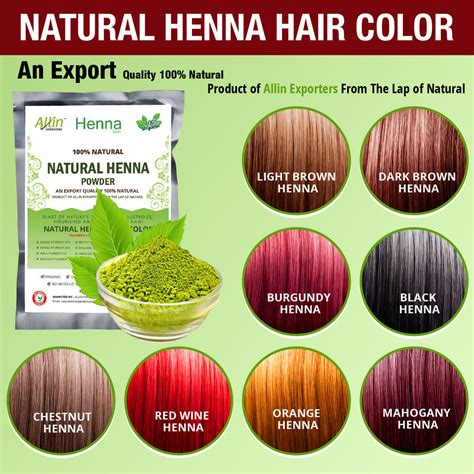 all natural henna hair dye organic henna hair dye color 60 grams for men women 100