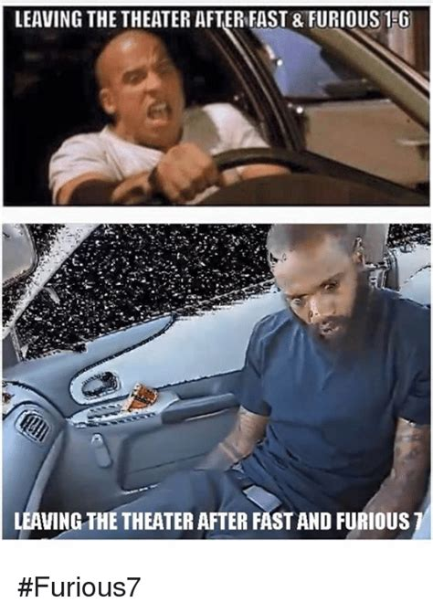fast and furious 8 meme leaving the theater after fast8 furious g leaving the