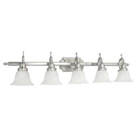 french bathroom light fixtures livex lighting french regency five light brushed nickel