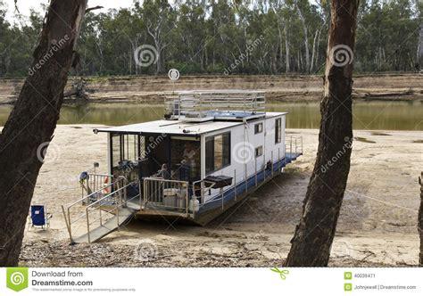 vergunning woonboot woonboot stock afbeelding afbeelding bestaande uit