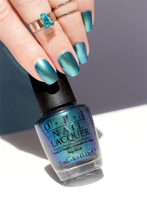opi  colors making waves