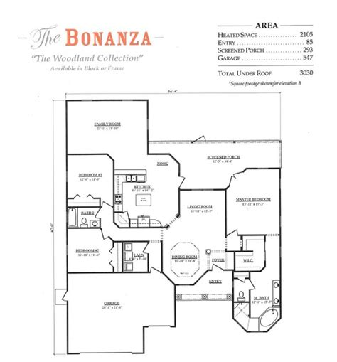 Bonanza House Floor Plan 28 Images Bonanza Ranch Home Floor Plan Quotes Bonanza