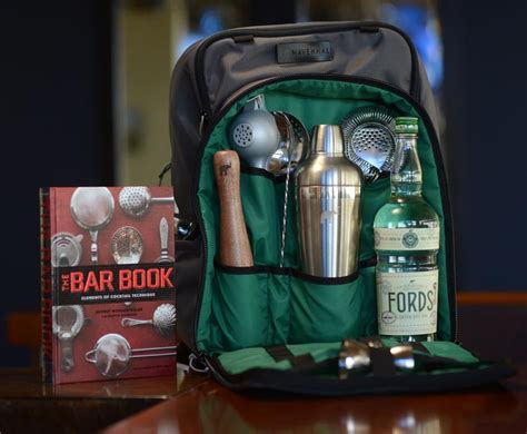 Gin Bar Accessories The Chilled Gift Guide Accessories Boozy Foods Gift