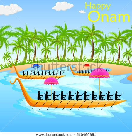 onam boat drawing racing boat clipart clipground