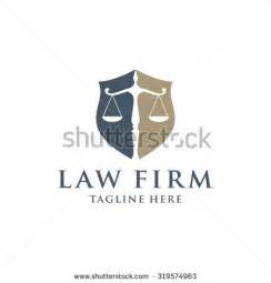 Firm Logo Templates by Lawyer Stock Vectors Vector Clip