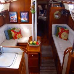 Boat Decor For Home Windtraveler Making A Boat A Home The Art Of Decorating