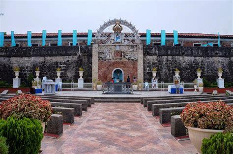 fort pilar shrine  museum zeotrip