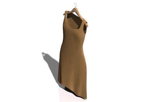 Modelli 3d by Modelli 3d Vestito Donna Con Gruccia Acca Software