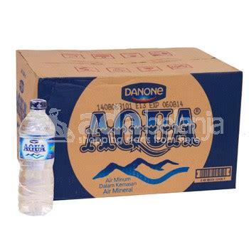 Aqua Botol 600 adabelanja aqua botol dus 600ml x 24 minuman rumah