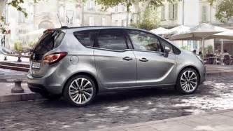 Opel Minerva Der Opel Meriva Das Wirtschaftliche Familienfahrzeug F 252 R