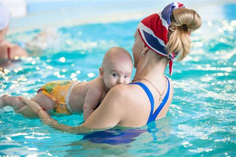 грудничковое плавание инструкция