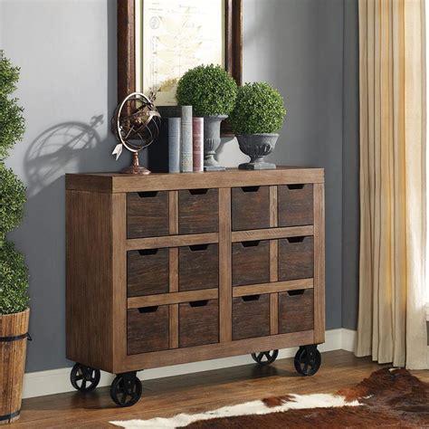 martin furniture accent cabinet martin furniture two tone rustic wooden accent cabinet