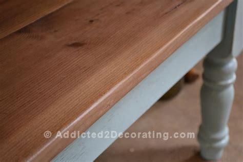 How To Remove Tea Stains From Countertop by Experience Staining Wood With Tea Steel Wool And
