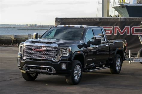 2020 Gmc 2500 Denali For Sale by Gmc Announces 2020 Hd Pricing Some Less Expensive