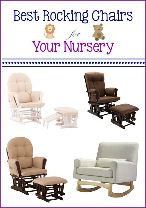 Best Nursery Rocking Chairs Best Rocking Chairs For The Nursery Rocking Chairs The O Jays And Nurseries