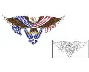 Show details for air force tattoo crf 00258