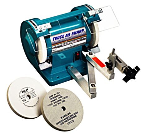 small bench grinder the right equipment for small sharpening services that