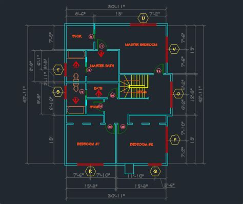 elevation symbol on floor plan spec home autocad documents on behance