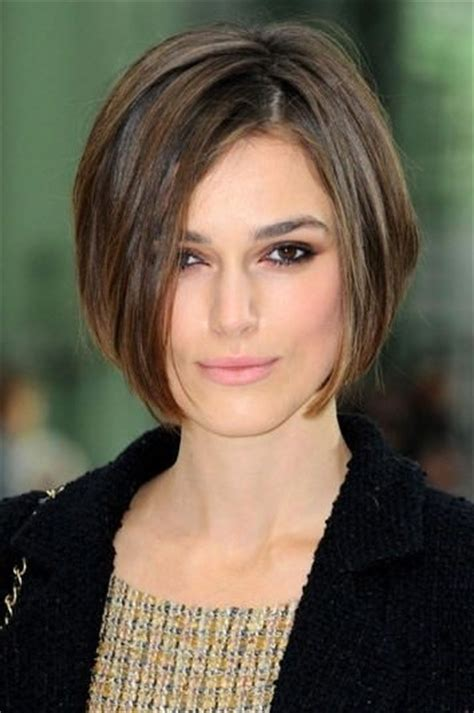 haircuts for thin hair and heart face keira s bob 21 sweet hairstyles for your heart shaped