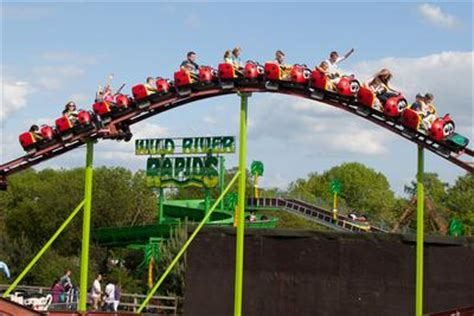 theme park yorkshire lightwater valley family theme park north yorkshire