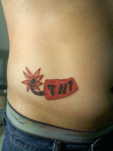 tnt tattoo tnt by estoshia3789 on deviantart