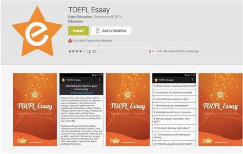 Kosokata Penting Persiapan Ujian Toelf Ibt aplikasi android untuk persiapan ielts dan toefl
