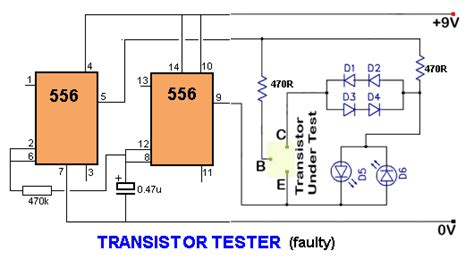 transistor testing fet transistor tester schematics how to test n channel mosfets vesselyn