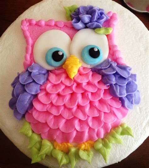 How To Make Owl Cupcakes For Baby Shower by Best 25 Owl Birthday Cakes Ideas On Owl Cakes