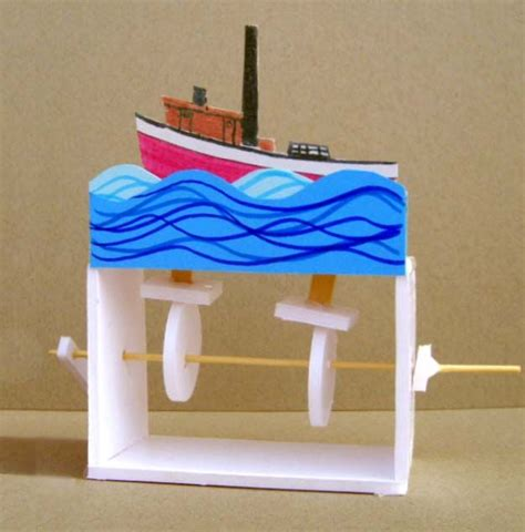 toy boat saying boat automata engineering crafts pinterest toy