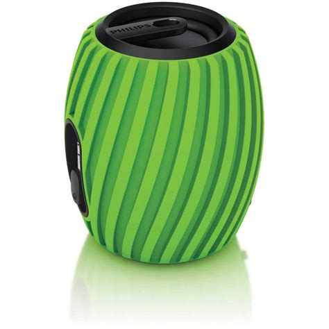 Speaker Mini Philips philips sba3011 37 soundshooter portable speaker green mp3 players accessories