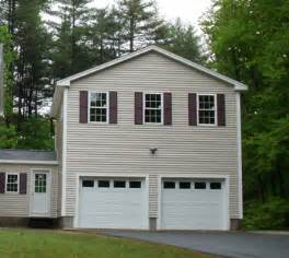 How Much Does A Prefab Home Cost two story style garages from gbi avis