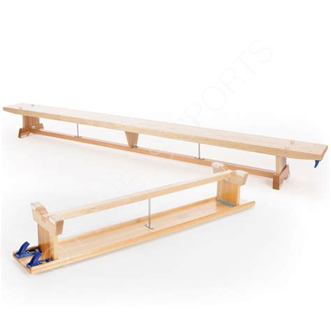 school gym bench traditional wooden gym bench fitness sports equipment