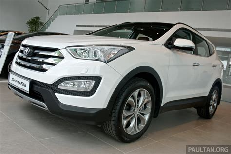 hyundai santa fe premium hyundai santa fe premium 6 airbags rm179k 191k image 329694
